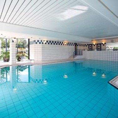 Radisson Blu Hotel, Paris Charles De Gaulle Airport Poolansicht