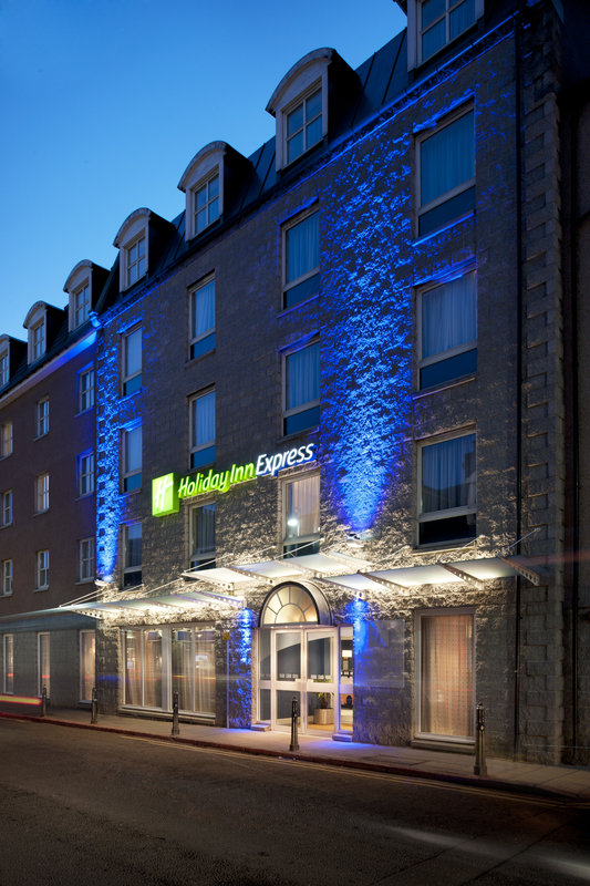 Holiday Inn Express Aberdeen City Centre Vue extérieure