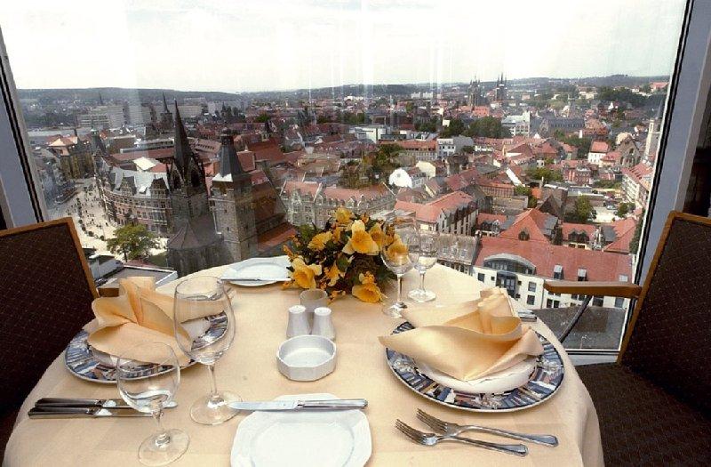 Radisson Blu Hotel Erfurt Gastronomie