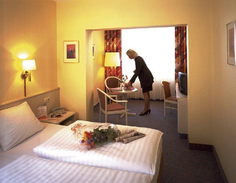 Radisson Blu Hotel Erfurt Kameraanzicht