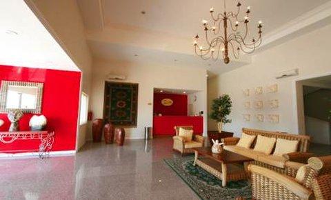 Hotel Zar Culiacan - Lobby