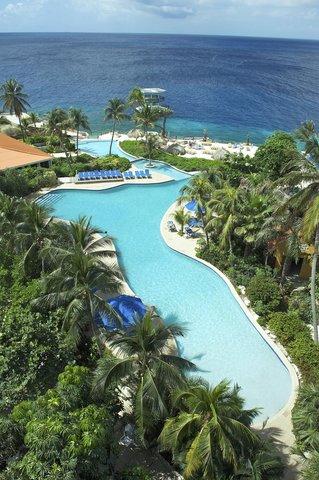 Curacao Hilton Hotel - Pool
