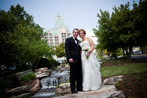 Chateau on the Lake Resort and Spa - Chateau Wedding