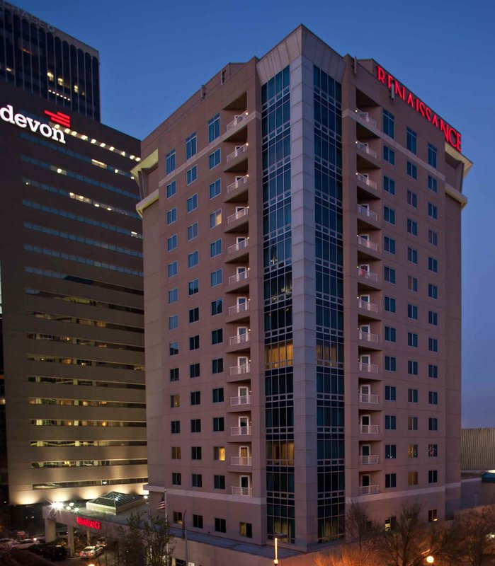 Renaissance Oklahoma City Convention Center Hotel - Oklahoma City, OK