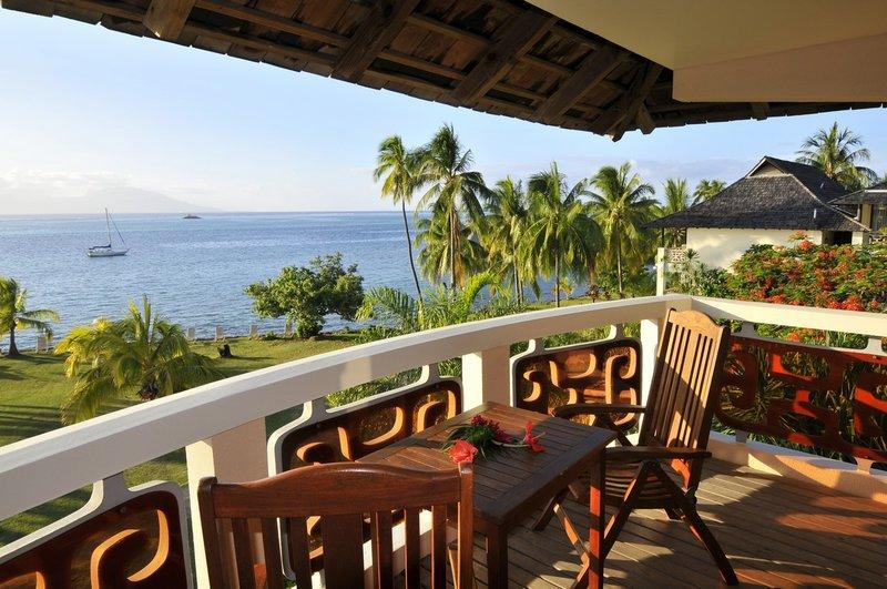 Intercontinental Resort Tahiti Vista do quarto