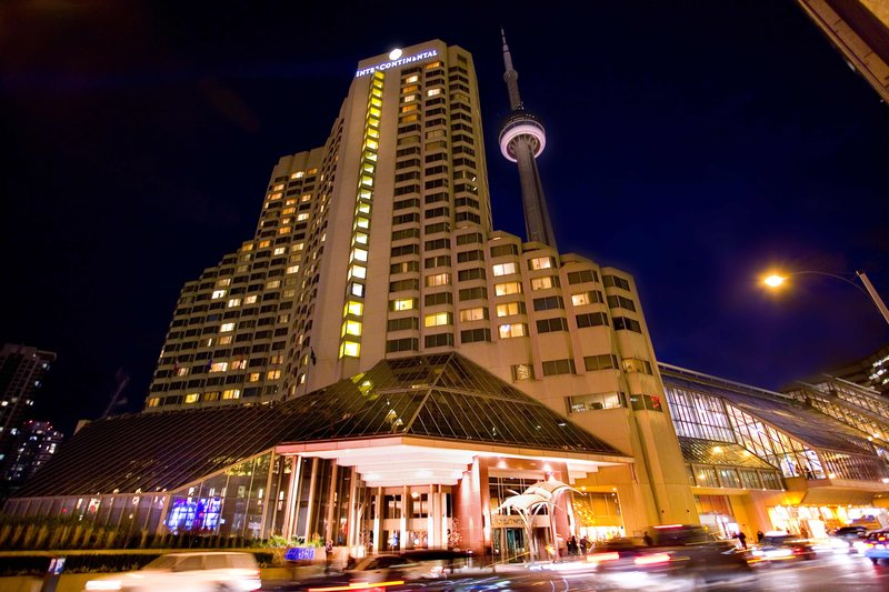 InterContinental Toronto Centre Außenansicht
