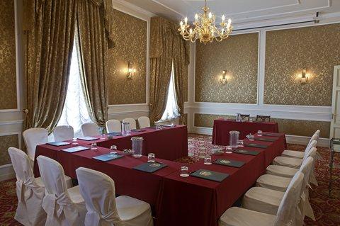 Grandhtl Majestic Gia Baglioni - Domenichino Meeting Room UShape