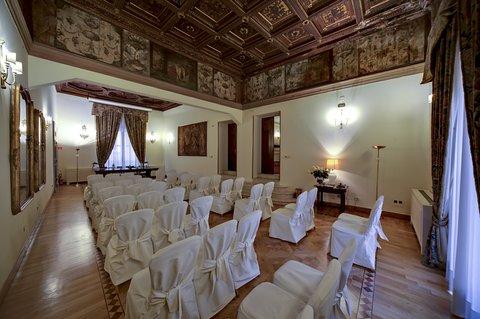 Grandhtl Majestic Gia Baglioni - Europa Meeting Room