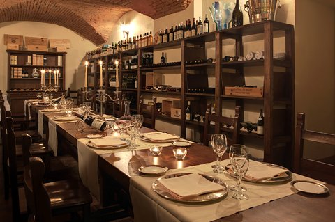 Grandhtl Majestic Gia Baglioni - Enoteca Morandi Wine Cellar