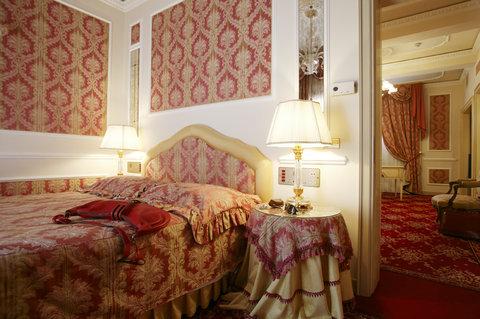 Grandhtl Majestic Gia Baglioni - Suite Bedroom