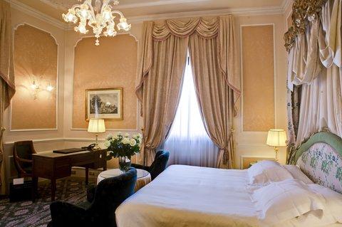 Grandhtl Majestic Gia Baglioni - Deluxe Room venetian style