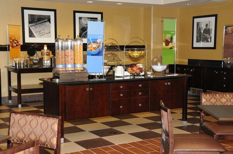 Hampton Inn Ft. Wayne/Dupont Road Gastronomie