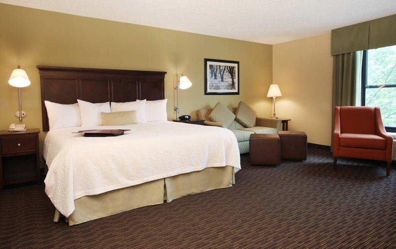 Hampton Inn Indianapolis-N.E./Castleton Люкс