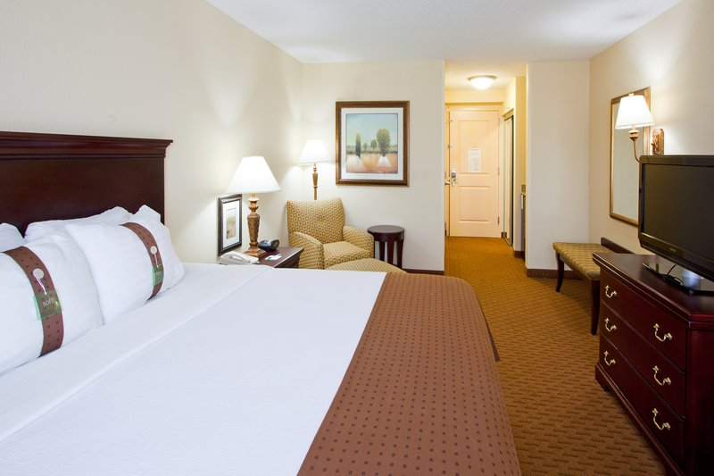 Holiday Inn Hotel & Suites Tallahassee North/I10 and US 27 套间
