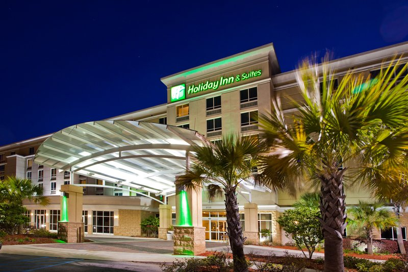 Holiday Inn Hotel & Suites Tallahassee North/I10 and US 27 外景