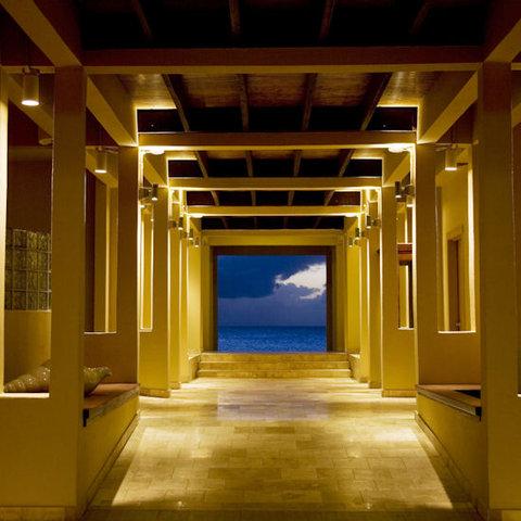 The Lighthouse Bay Resort Barbuda - Entry Way