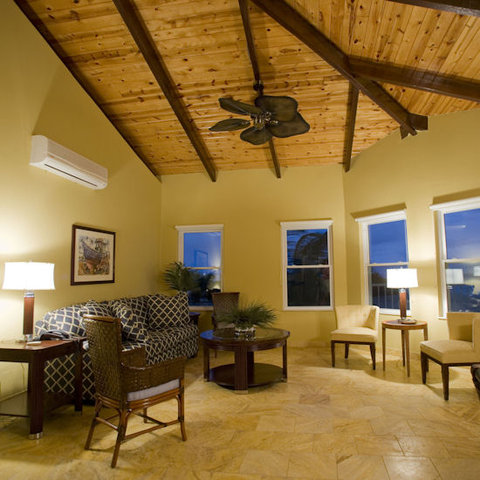 The Lighthouse Bay Resort Barbuda - Grand Suite Living