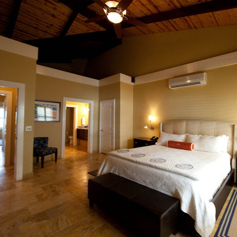 The Lighthouse Bay Resort Barbuda - Master Suite