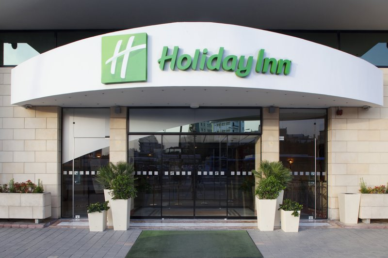 Holiday Inn Nicosia City Centre Außenansicht