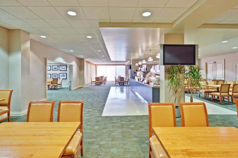 Holiday Inn Express Hotel & Suites Chicago o`Hare Gastronomia