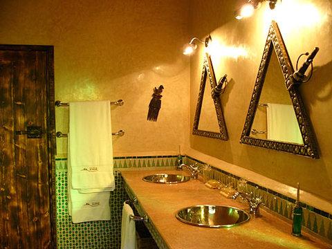 فندق اند سبا قصبه لي ميراج  - Bathroom
