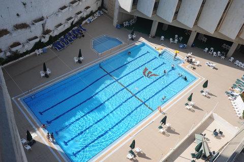 Rimonim Shalom Hotel Jerusalem - Pool  OpenTravel Alliance - Pool view