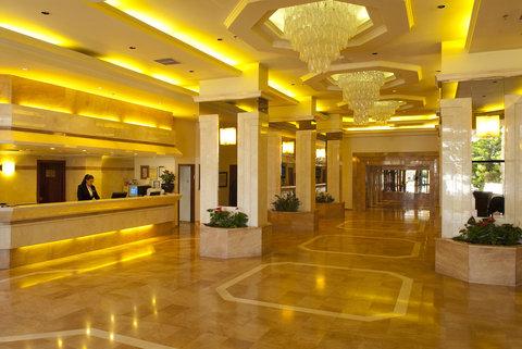 Rimonim Shalom Hotel Jerusalem - Interior  OpenTravel Alliance - Lobby view
