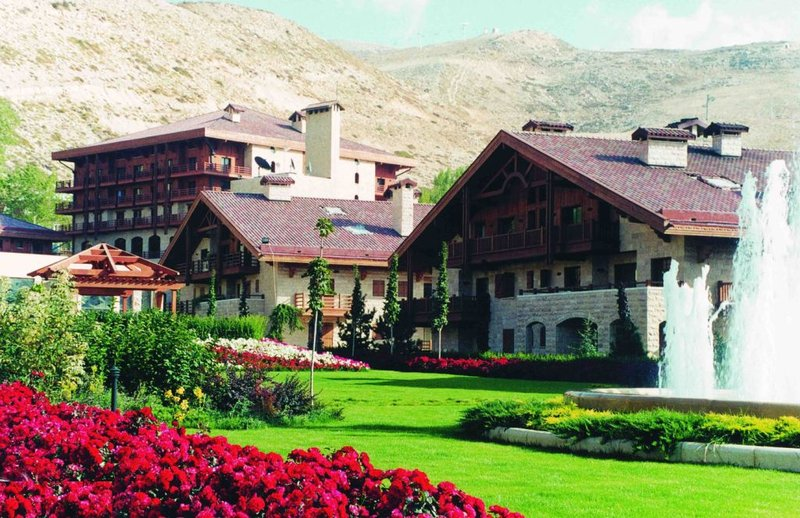 InterContinental Mountain Resort & Spa Mzaar Exterior view