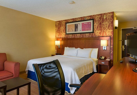 Courtyard Boston Westborough - King Guest Room