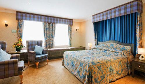 Buckingham Villiers Hotel Huonenäkymä