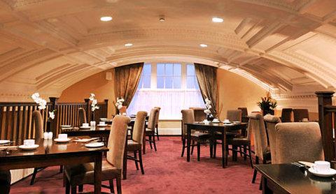 Longhirst Hall Hotel - Restaurant