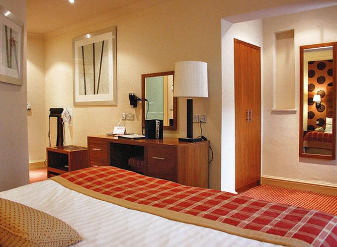 Metropole Classic Hotel Vista de la habitación