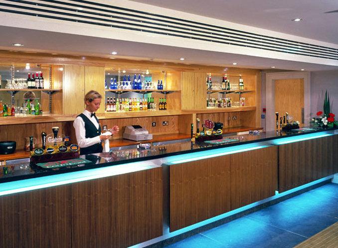 Metropole Classic Hotel Bar/salón