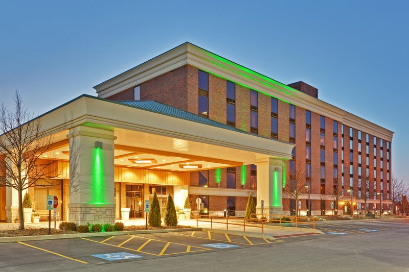 Holiday Inn CHICAGO SW-COUNTRYSIDE CONFCTR - Lyons, IL