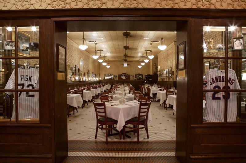 Holiday Inn Select  CHICAGO-O'HARE (ROSEMONT) Étkezés