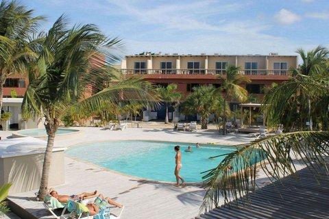Eden Beach Resort - Bonaire - Eden Beach Resort Pool