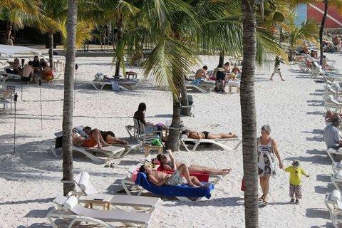 Eden Beach Resort - Bonaire - Spice Beach Club