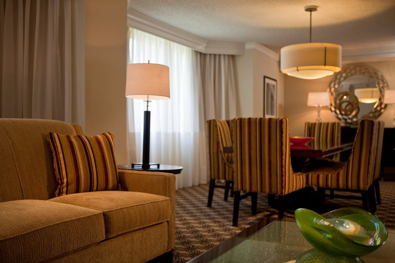 Marriott Tysons Corner 客房视图