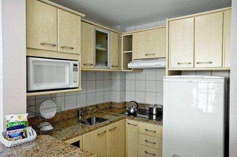 Jurere Beach Village Hotel - Kitchen Suite
