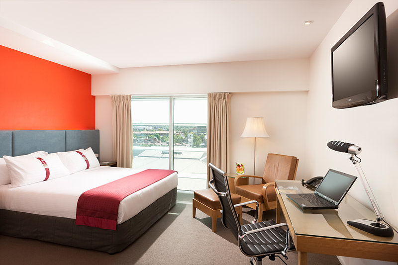 Holiday Inn Darling Harbour Вид в номере