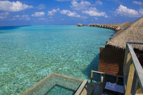 Velassaru Maldives - Velassaru Spa   Water villas