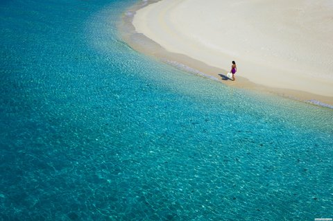 Velassaru Maldives - Velassaru Aerial Beach