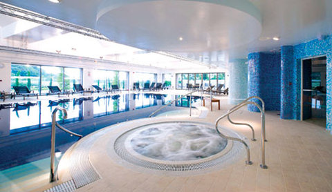 Donnington Valley Hotel andSpa - Whirlpool