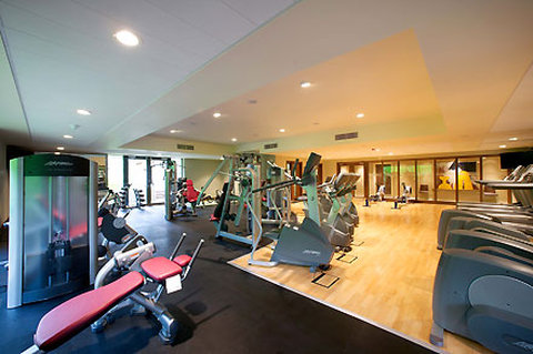 Donnington Valley Hotel andSpa - Health Club