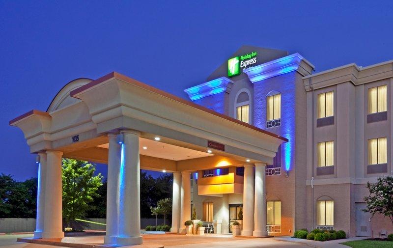 Holiday Inn Express Hotel & Suites Duncanville Außenansicht