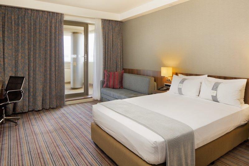 Holiday Inn Express Durban Umhlanga Zimmeransicht