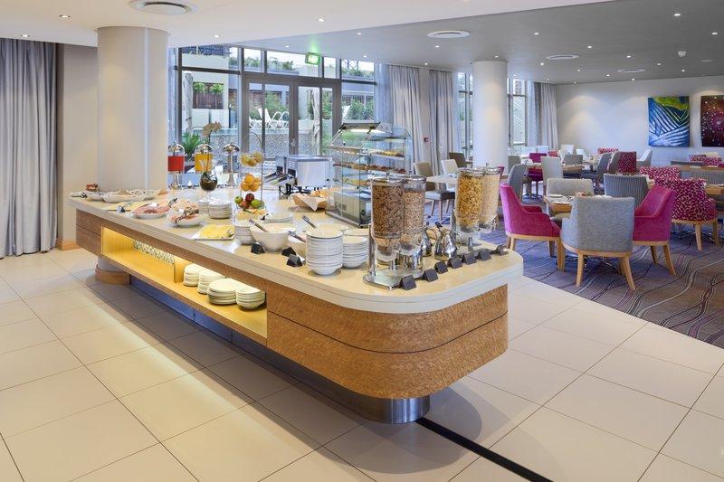 Holiday Inn Express Durban Umhlanga Gastronomie