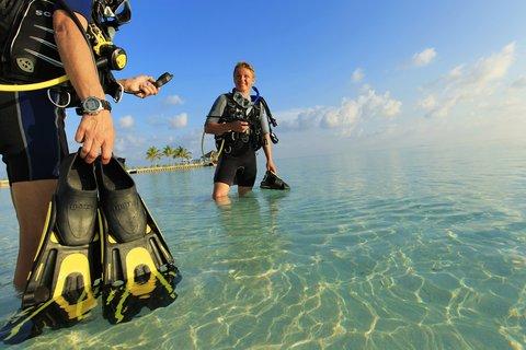 Velassaru Maldives - Diving