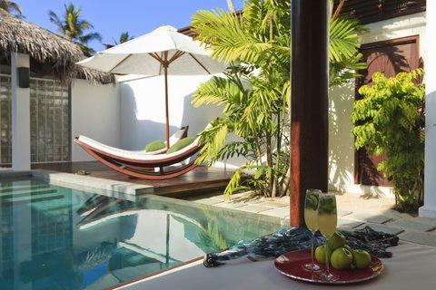 Velassaru Maldives - Pool Villa Gazebo
