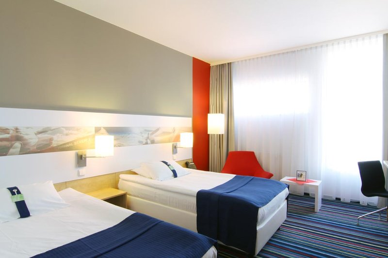 Holiday Inn Prague Airport 客房视图